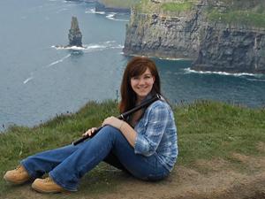 Kiran Fell Class of 38, 2013 Witten Travel Award Winner